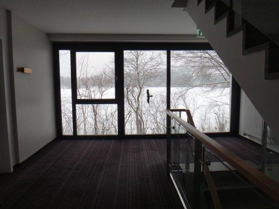 Fuerstenfelder Hotel: 1st floor landing