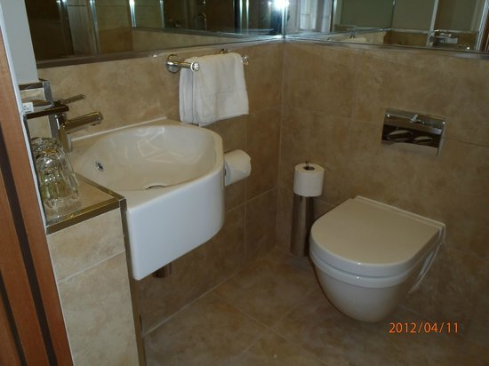 Arosfa Hotel : Bathroom