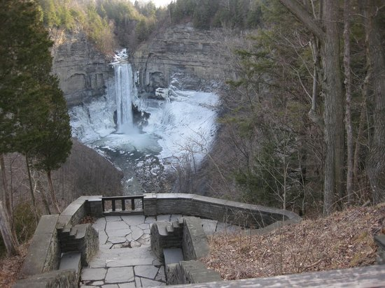 Inn BTween Farm Bed and Breakfast: Taughannock Falls in closeby Ulysses, NY
