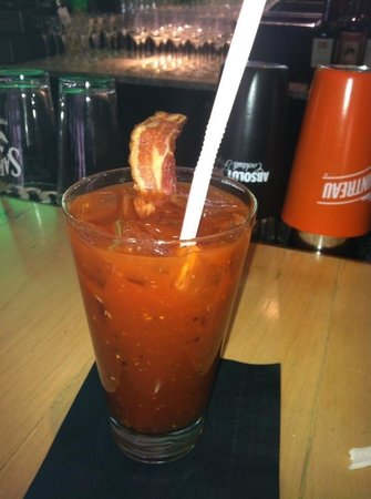 Char: Best. Bloody. Mary. Ever!