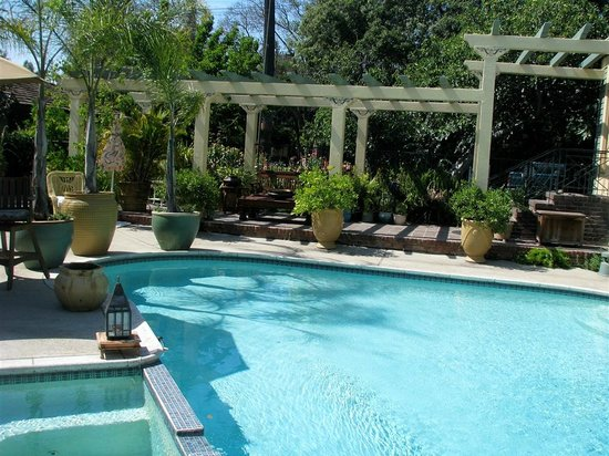 The Bissell House Bed & Breakfast : Pool