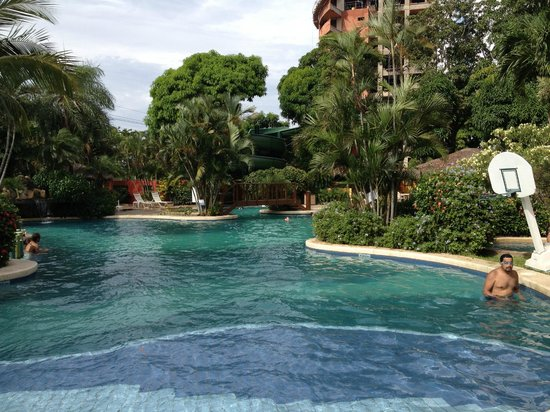 Camino Real Hotel: Pileta