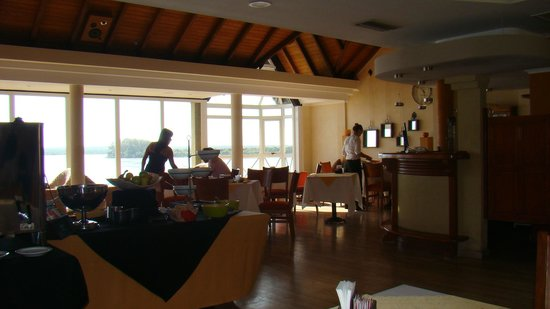 Costarenas Hotel &Spa: Desayunador