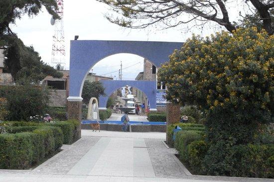 Casa Andina Classic - Colca: Chivay Village Square