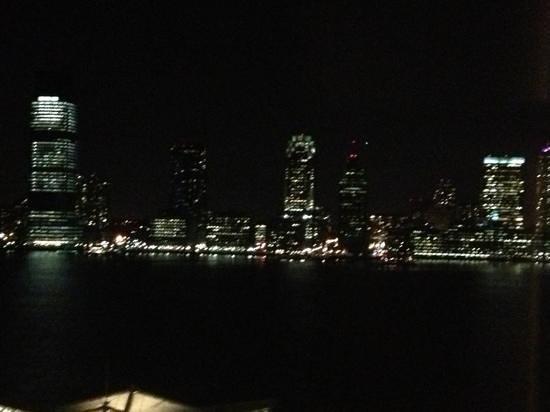 Conrad New York: night view