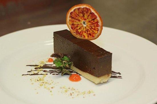 Pure Taste Pop Up: Chocolate orange mousse cake - gluten-free, dairy-free and paleo