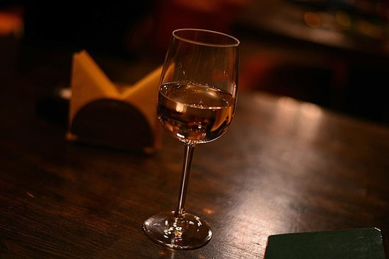A very nice glass of white wine picture of african for African kitchen