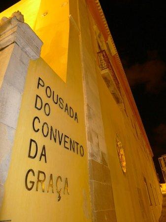 Pousada Convento Tavira : Entrance to hotel