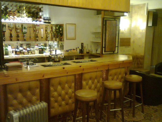 Ashley Rise Hotel: the bar