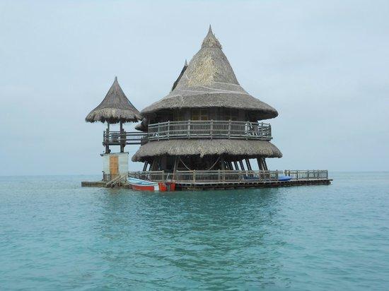 Decameron Isla Palma : maison dans l'archipel de san bernardo