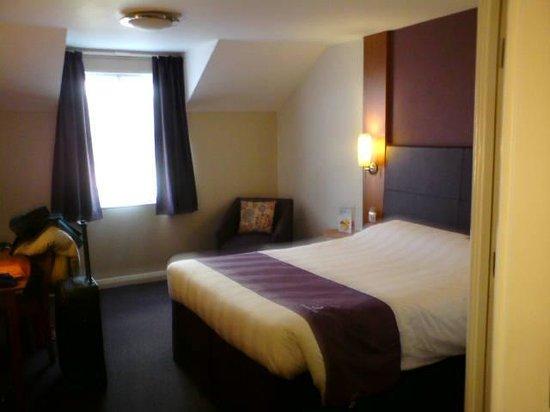 Premier Inn Blackpool (Bispham) Hotel: room 54