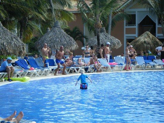 Grand Bahia Principe Punta Cana: Pool