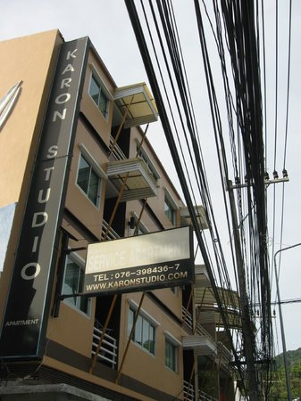 Karon Studio: From outside