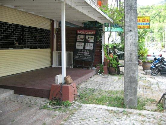 Karon Studio: Just outside