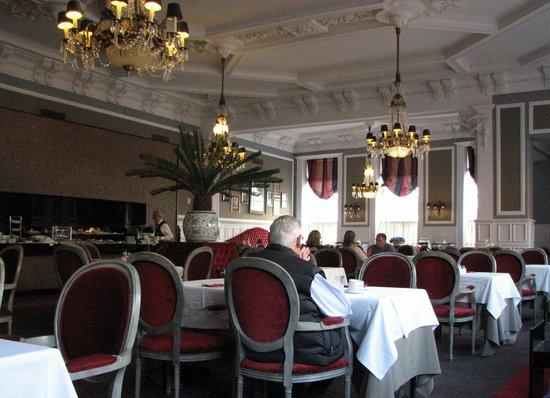 Grande Hotel Do Porto: comedor