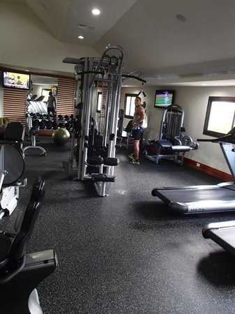 Dreams Palm Beach Punta Cana: fitness