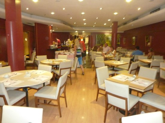 South American Copacabana Hotel: Comedor