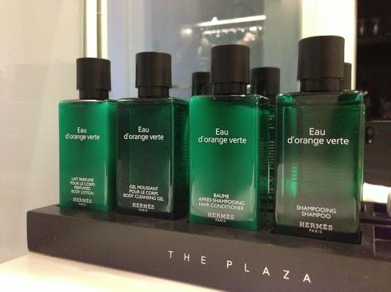 THE PLAZA Seoul, Autograph Collection: I love the Hermes toiletries!
