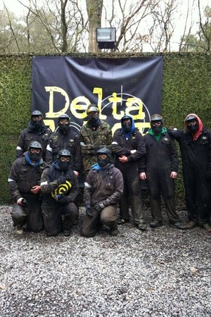 Delta Force Paintball Southampton: The A Team