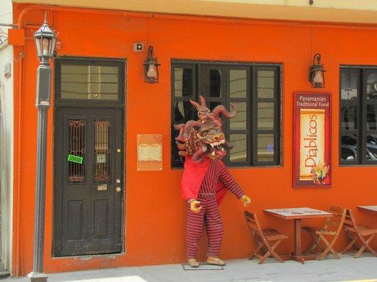 Casa del Horno: Great restaurant