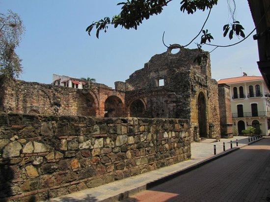 Casa del Horno: Casco Viejo