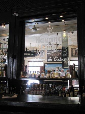 Casa del Horno: Great Bar