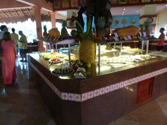 Iberostar Quetzal Playacar: variedad