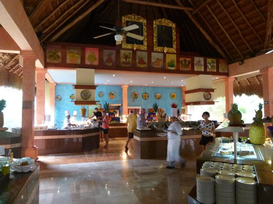 Iberostar Quetzal Playacar: comedor