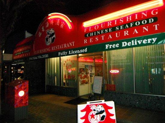 Flourishing Restaurant : Flourish Restaurant