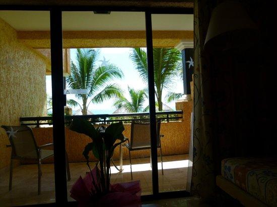 Iberostar Quetzal Playacar: habitacion con hermosa vista al mar