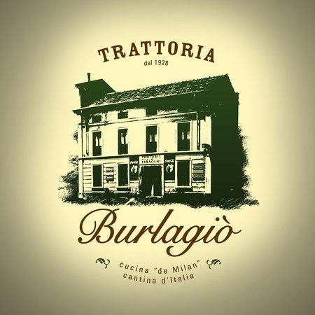 Trattoria Burlagio: logo