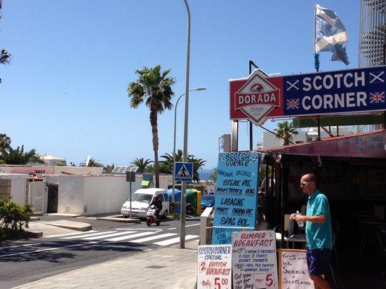 Scotch Corner Bar : 5star
