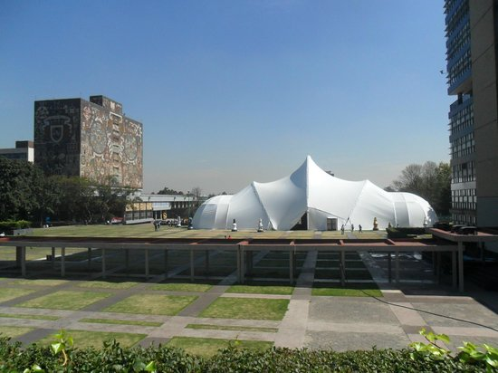 DF México, Ciudad Universitaria