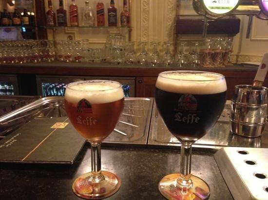 Belgian Beer Cafe: tasty