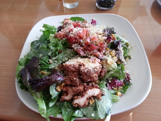 Schoolhouse Restaurant: Look at this Salad!!