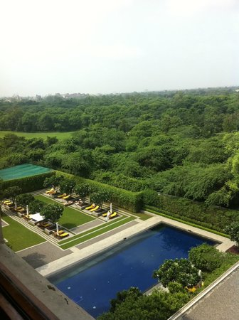 The Oberoi - TEMPORARILY CLOSED: View from our room