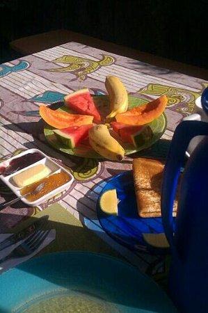 Casa Beleza: завтрак