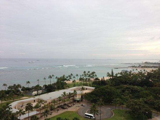Trump International Hotel Waikiki: デラックスストゥディオ オーシャンビュー #1817