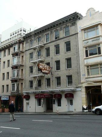 The Grant Hotel : foto del otel y alrededores