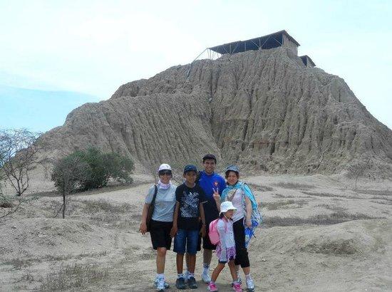 Tucume, Peru: PIRAMIDES DE TÚCUME