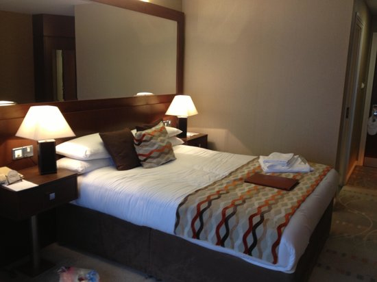 The Alona Hotel : Bedroom