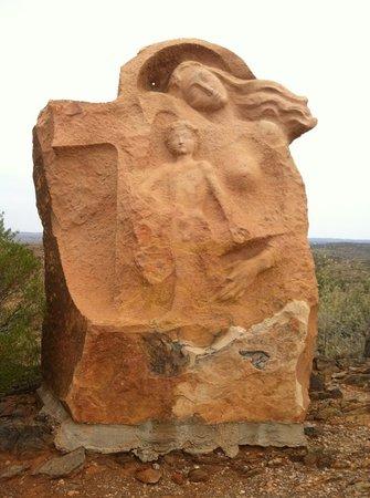 The Broken Hill Sculptures & Living Desert Sanctuary: sculpture