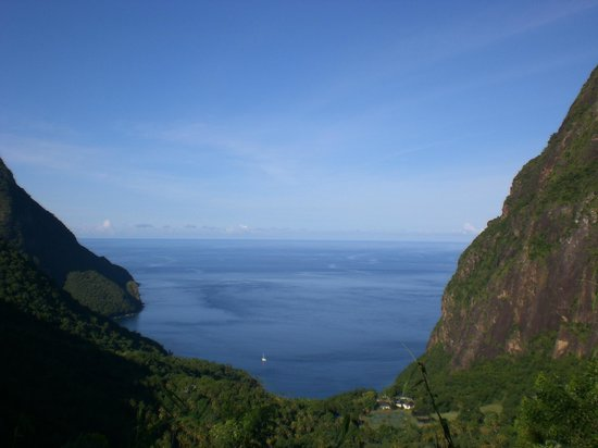 Ladera Resort: A room with a view!