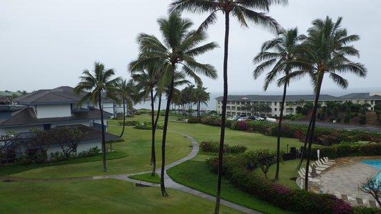 Aston at Poipu Kai: View to beach and ocean