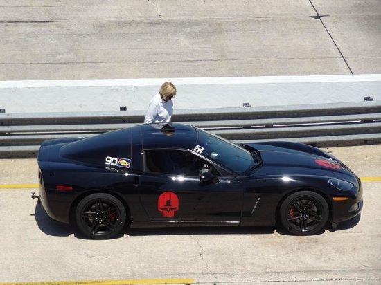Sebring International Raceway : Pfadt 2
