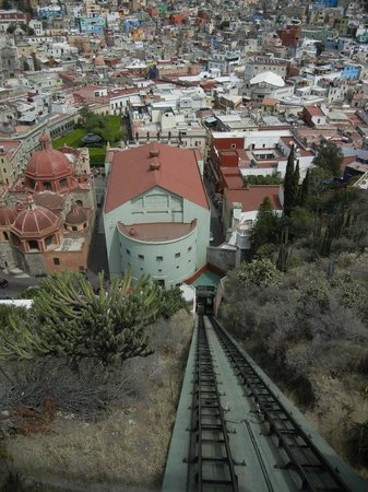 Casa Zuniga B&B: The Funicular