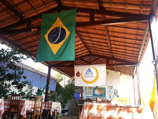 Jeri Brasil Hostel: Entrada