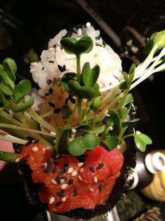 Four Seasons Resort and Residences Jackson Hole: Japan food