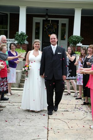 The Minnis House Inn & Guest Cottage: Weddings are stress-free at The Minnis House