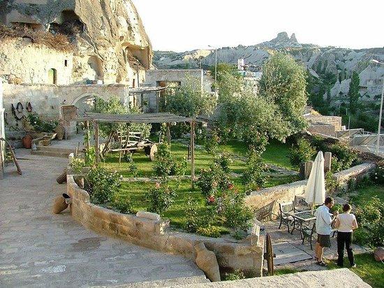 Kelebek Special Cave Hotel: Our Garden